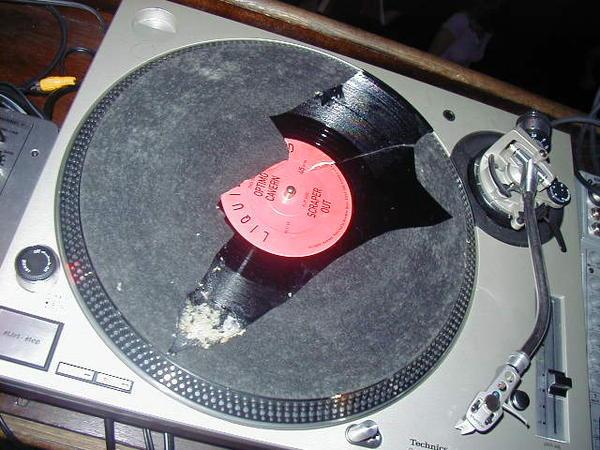 Examples Of Broken Records Glenn Mellor